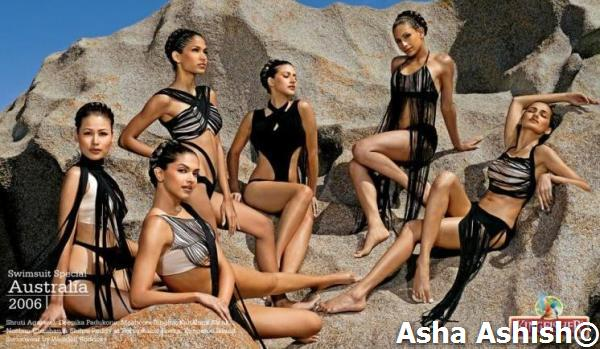 Katrina kaif bikini pics - unseen from modelling days