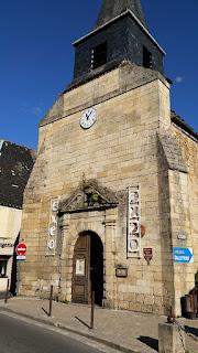 Montignac. Església de Sant Jordi