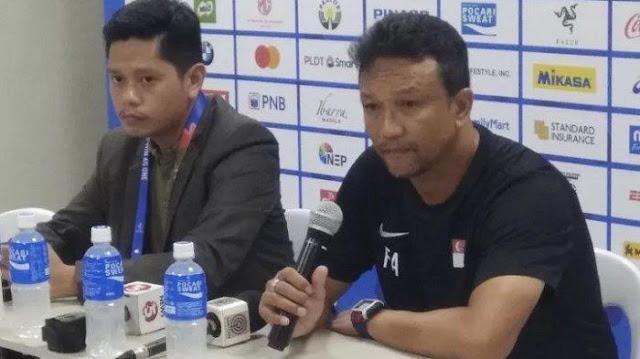 Pelatih Singapura Sebut Indonesia U-22 Mampu Lolos Ke Final