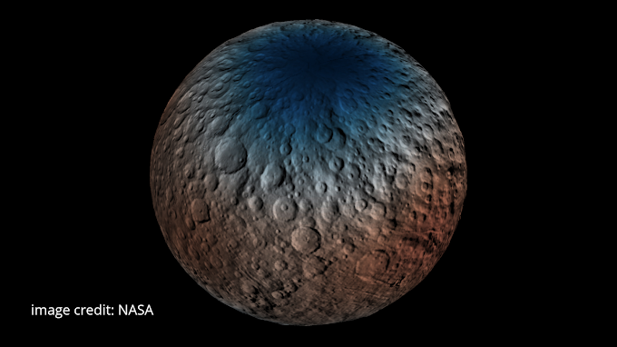 NASA's Dawn Spacecraft Discovers Salty Water Reservoir At 25 Mile Depth Of Ceres Dwarf Planet