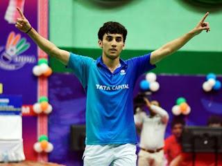 4- Lakshya Sen wins Belgian International Badminton title