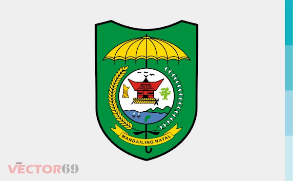 Kabupaten Mandailing Natal Logo - Download Vector File SVG (Scalable Vector Graphics)