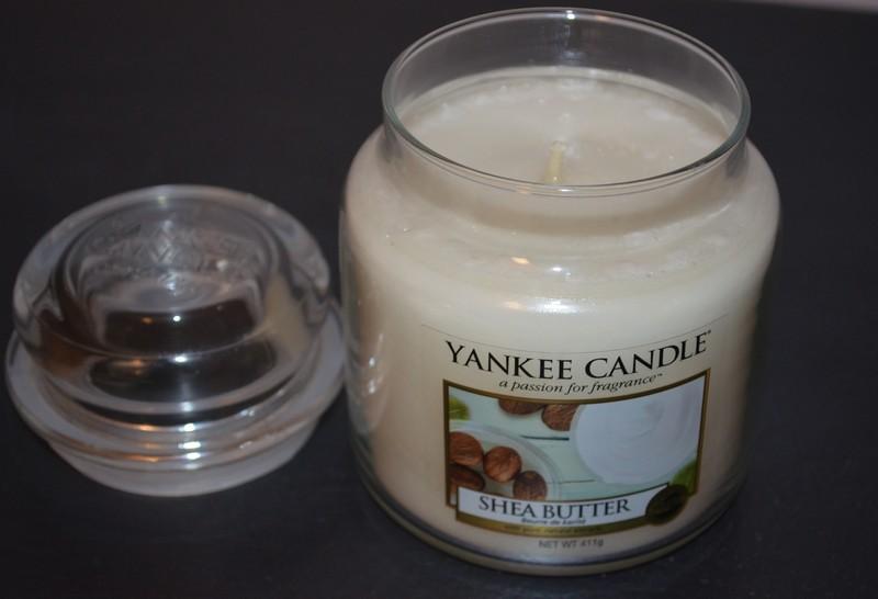 Grande jarre Beurre de Karité Yankee Candle