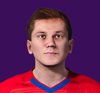 PES 2020 Faces Ivan Oblyakov
