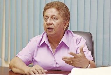 Nelva Reyes: 'La salud es un derecho humano, y requiere el deber y la responsabilidad del Estado garantizarla'