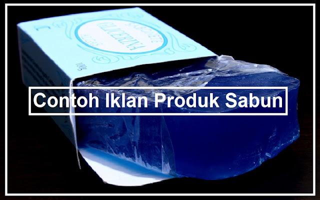iklan produk sabun