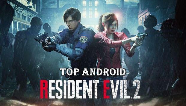 تحميل لعبة Resident Evil 2 للأندرويد مجاناً