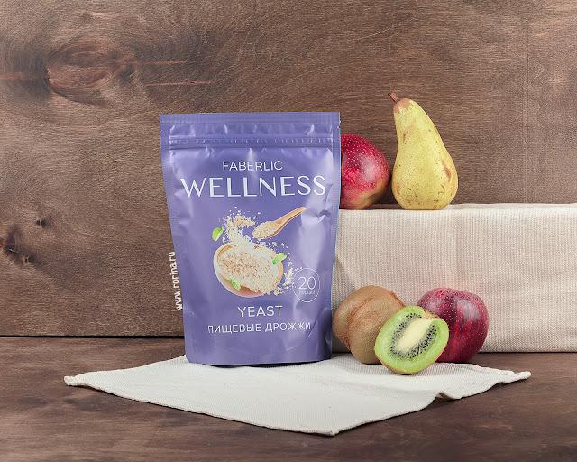 Faberlic Дрожжи пищевые неактивные Wellness (Артикул: 15772): отзывы с фото