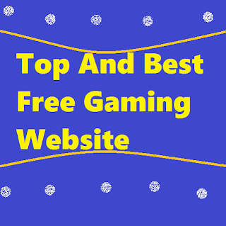 Top And Best Free Gaming Website