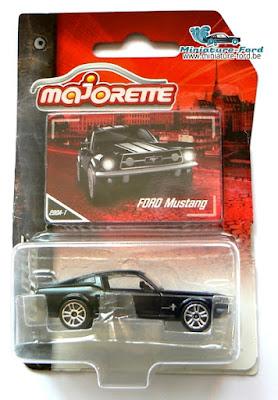 Majorette, Ford Mustang Vintage