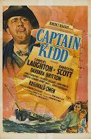 El capitán Kidd