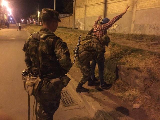Capturas, incautaciones y 171 conducidos a UPJ dejan operativos fin de semana en Facatativá
