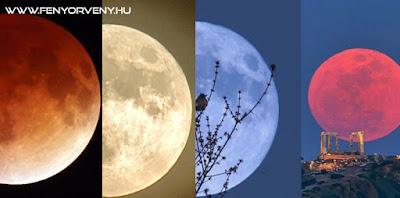 Hold jelenség típusok - kisokos (összefoglaló)