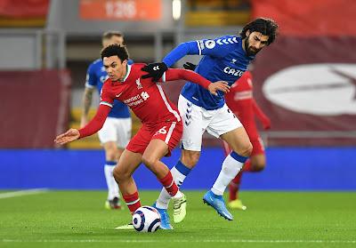 ملخص واهداف مباراة ليفربول وايفرتون (0-2) الدوري الانجليزي