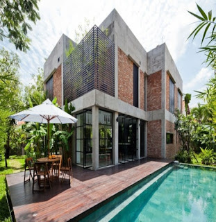 arquitectura moderna edificios