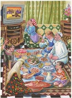 شهر رمضان شهر الصوم شهر الغفران