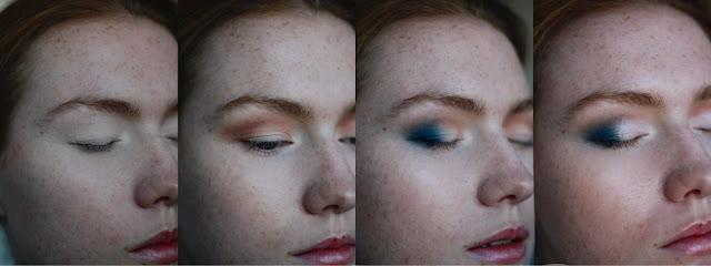makijaż wieczorowy krok po kroku