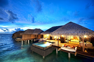 resort island resort tourism resort town tropics