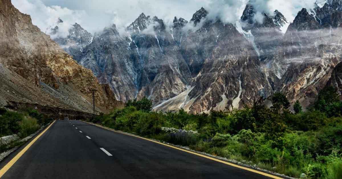 Pakistan's Karakoram Highway