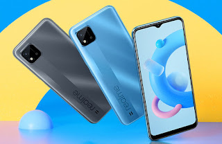 Realme C20 price specifications