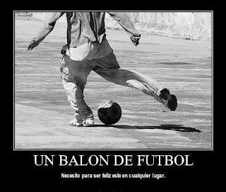 Imagenes con frases de amor y pasion por el futbol
