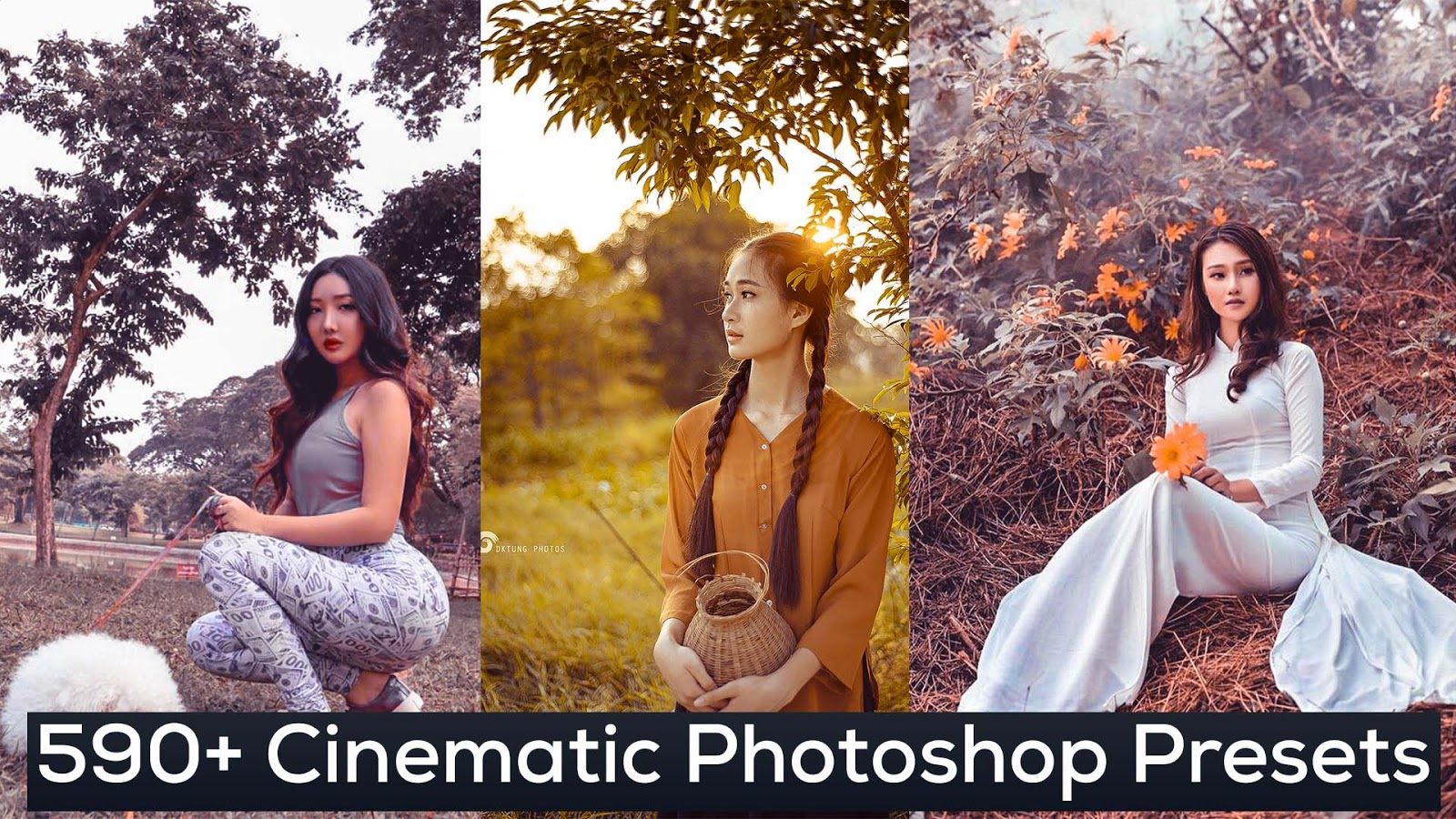Free Photoshop Presets - 590+ Free Cinematic Photoshop Presets to Enhance Your Photography