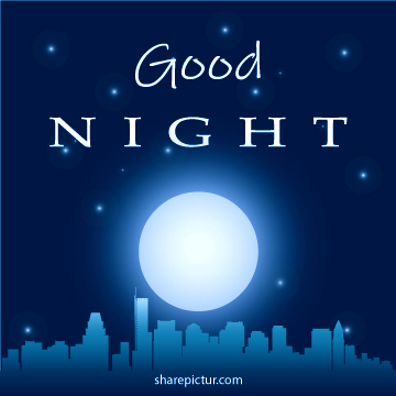 good night love message for the special