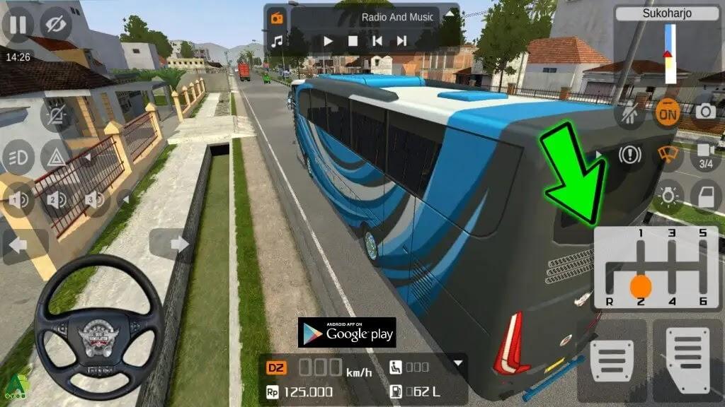 تحميل ألعاب الحافلات لنقل المسافرين