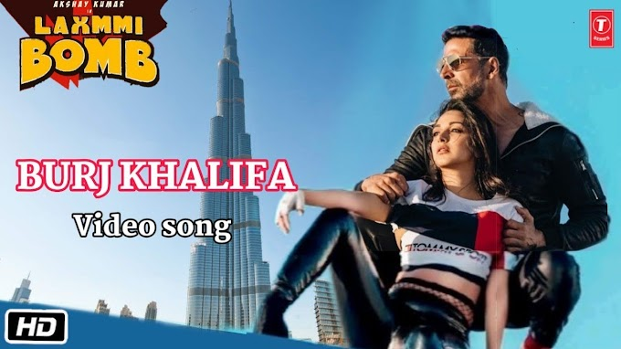 laxmmi bomb - Burj Khalifa song rock the nation