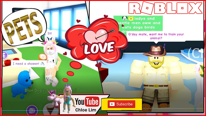 Roblox Adopt Me Gameplay! PETS! Hatching two pets!