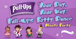 Pull-Ups Potty Dance House Party