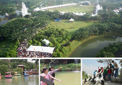 Fasilitas Allianz Ecopark Ancol Jakarta dan Harga Tiket Masuk Wahana, Terbaru
