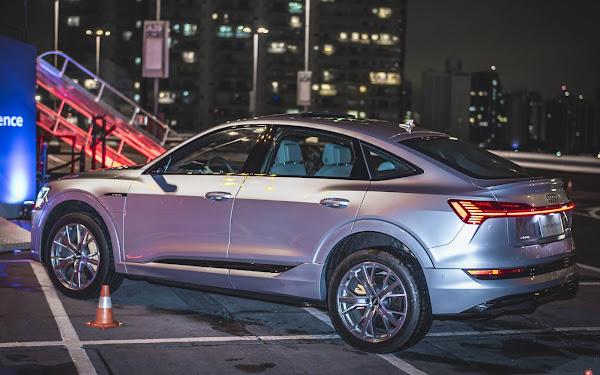 Audi começa a oferecer opcionais sob demanda via App