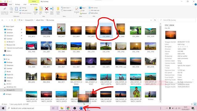 Cara Memasukkan Gambar di Microsoft Word