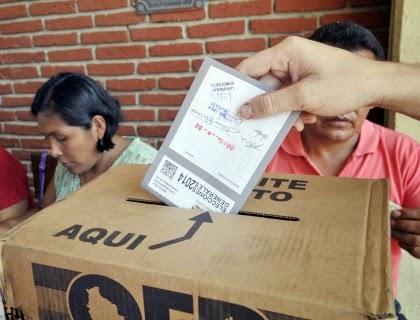 Elecciones bolivianas 2016