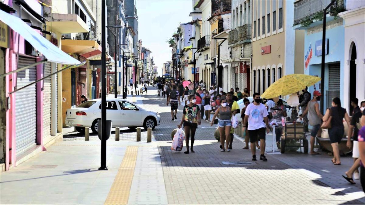 Comércio é autorizado a funcionar no feriado de Finados, em São Luís