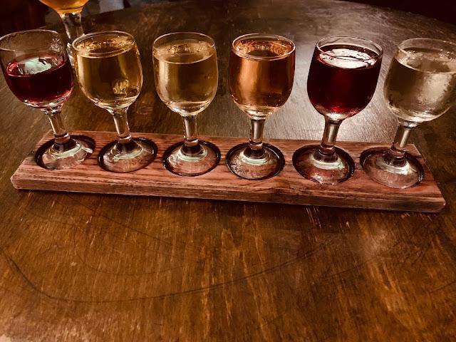 Wodka bar share board - Krakow - Oh So T