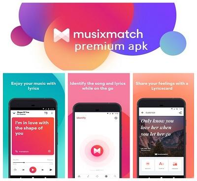 musixmatch مهكر اخر اصدار