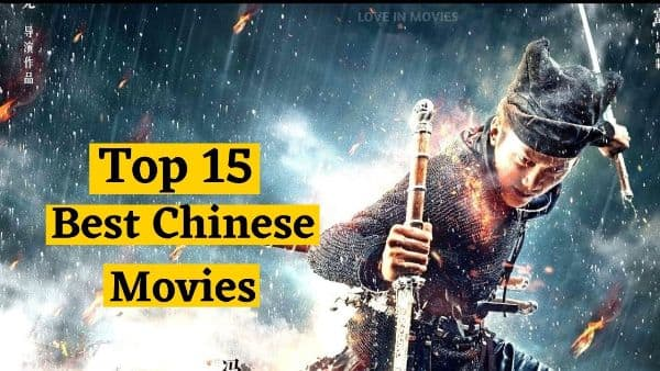 Top 15 Best Chinese Movies in Hindi Dubbed | Love In Movies
