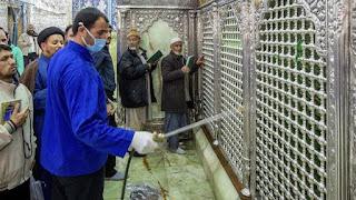 Lonjakan Korban Corona di Negara Syiah Iran, Sehari 147 Orang Meninggal
