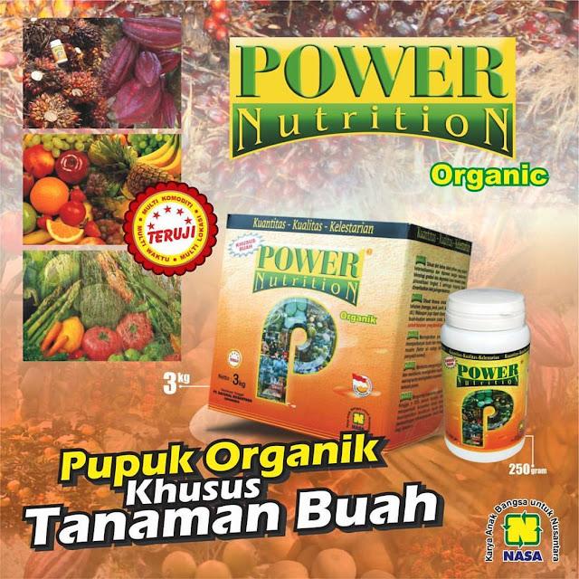 Harga Power Nutrition Nasa Yang Asli - Pupuk Perangsang Buah