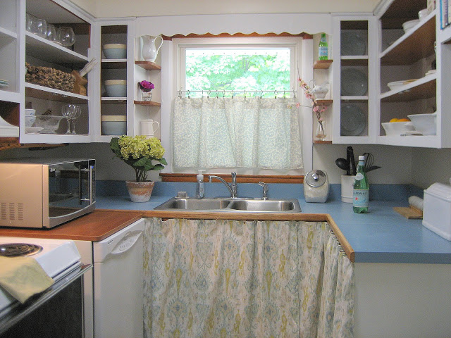 Why Stop At Countertops Did You Know That Can Use Contact Paper To Cover Your Cabinets Too