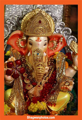 Hindu God Ganapathi Photos