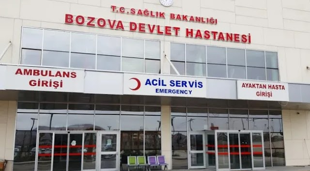 Genç kız Bozova'da intihar etti