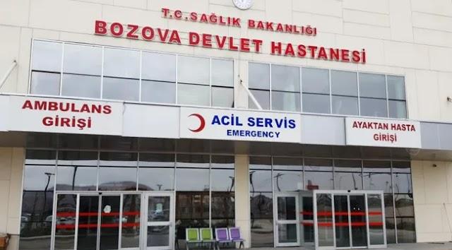 Bozova'dan acı haber!