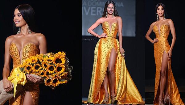 Kimberly Jiménez es la nueva Miss República Dominicana Universo 2020