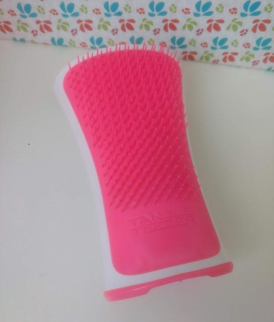 Escova de cabelo Tangle Teezer Aqua Splash