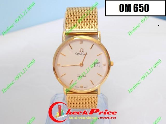 Đồng hồ nam Omega 650