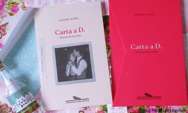Resenha, livro, Carta-a-D, André-Gorz, companhia-das-letras, blog-literario, petalas-de-liberdade,