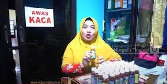 Ningsih Tinampi Jual Obat Corona, Ini Tanggapan IDI